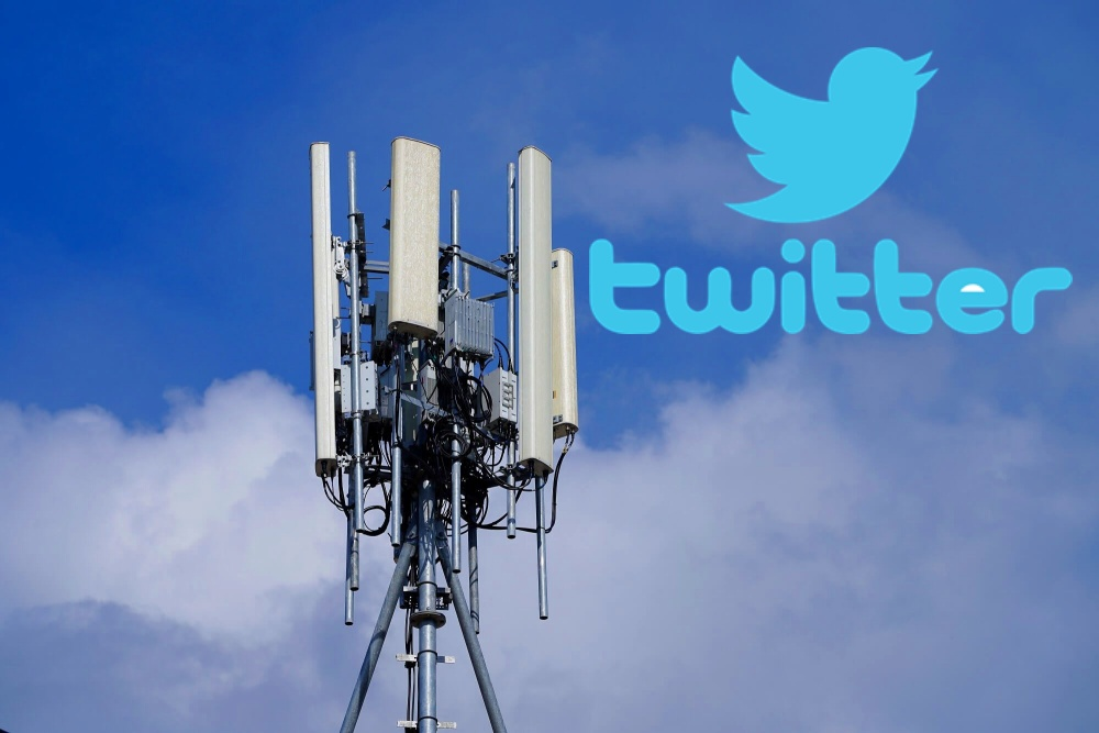 Twitter Bans All Anti 5G Comments and Posts