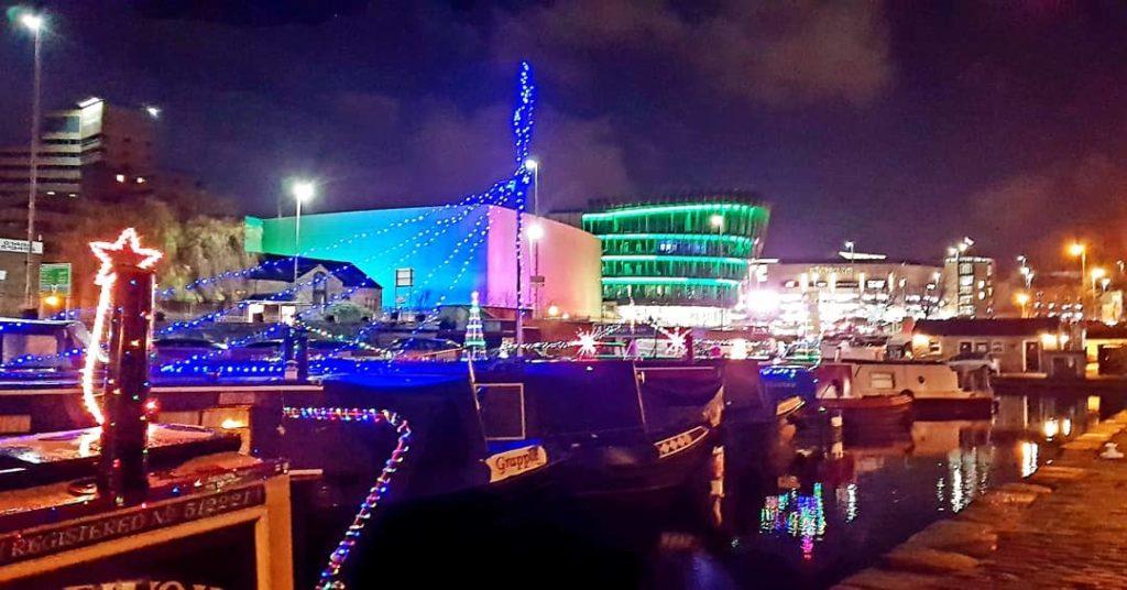 Aspley Wharf, Huddersfield