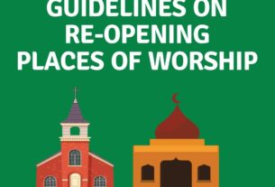 Press Release: NCDC Guideline on re-opening of Churches