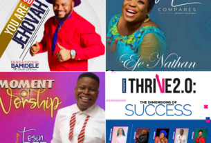 THRIVE 2.0: From Bundu Waterside, Ajegunle and Ogbomoso to the World - Sensational Bamidele, Efe Nathan & Tosin Bee