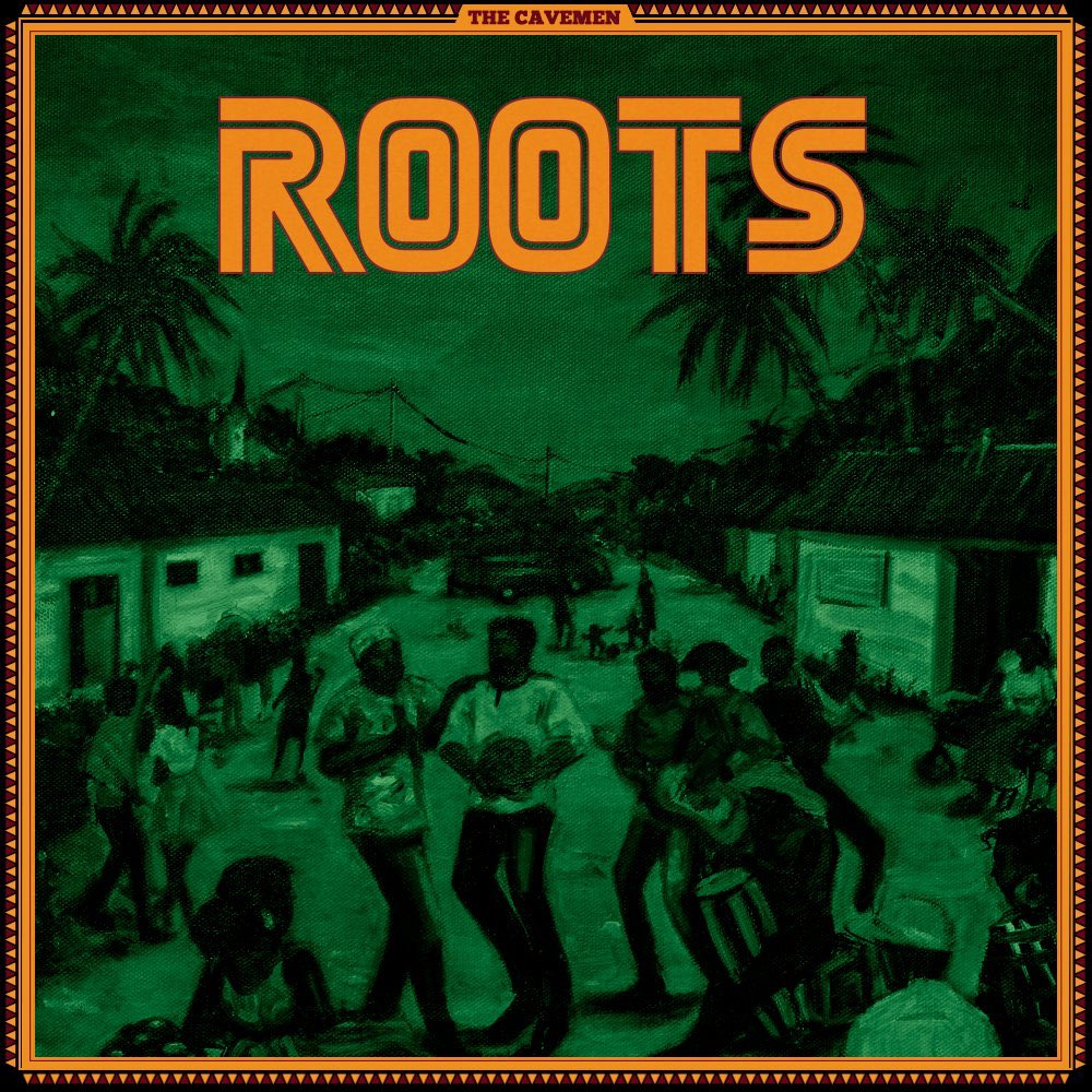 """Afro-Highlife Group, The Cavemen Drop Album """"Roots"""""""