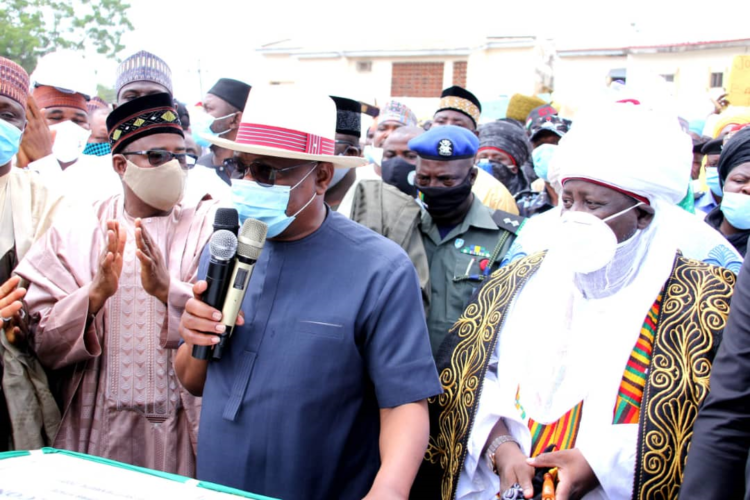 RSG To Partner FRSC On Road Safety... Lauds Mini Number Plate Machine Initiative