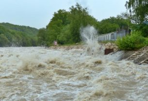 RIVERS: Flooding May Affect Over 15,000