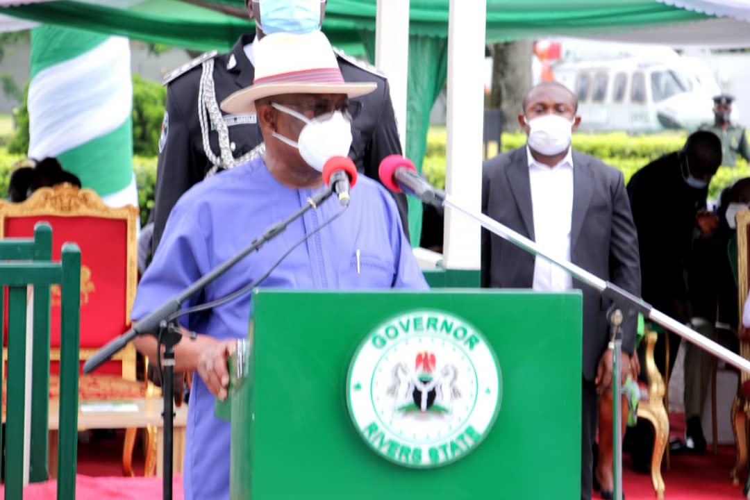 GOVERNMENT SPECIAL ANNOUNCEMENT His Excellency, Nyesom Ezenwo Wike, Governor of Rivers State has approved the following appointments: 1. Mr. Ernest Chinwo, General Manager, Rivers State Newspaper Corporation and 2. Mr. Kelvin Ebiri, Special Assistant(Media) to the Governor. All the appointments take immediate effect. Paulinus Nsirim Commissioner for Information and Communications October 20, 2020