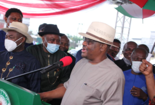 Investment in the judiciary not to secure favourable judgments - Gov. Wike