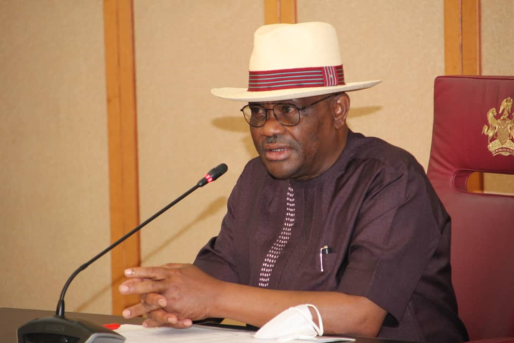 Wike' Father's Church attacked