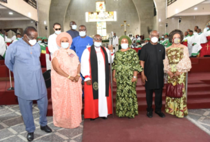 GOVERNOR WIKE FROWNS AT FLAGRANT DISREGARD OF COVID-19 PROTOCOLS BY CHURCHES