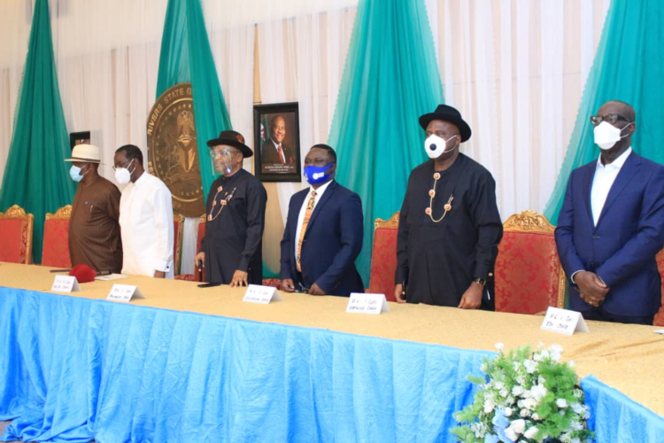 SOUTH-SOUTH GOVERNORS, LEADERS DEMAND APOLOGY FROM PRESIDENCY