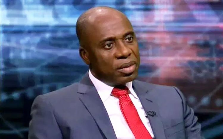 I was the first and only governor to employ 13,200 teachers in Nigeria - Hon. Rotimi Amaechi