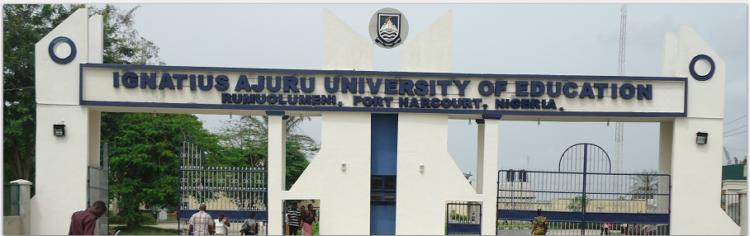 Victor Ugochukwu emerges 2020 Student of Igantius Ajuru University