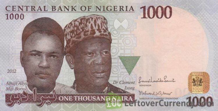 Lawyer Takes CBN To Court Over Arabic Inscription On Naira