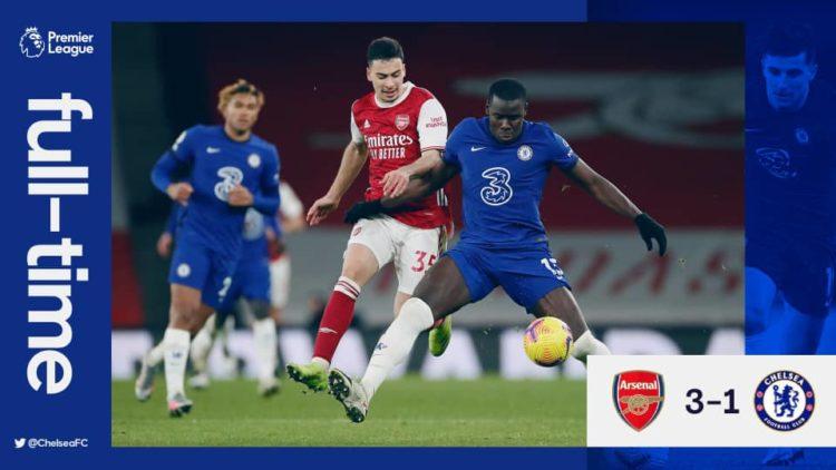 Arsenal Wins London Derby
